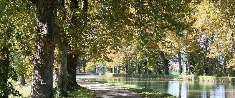 Canal Des Deux Mers, Moissac