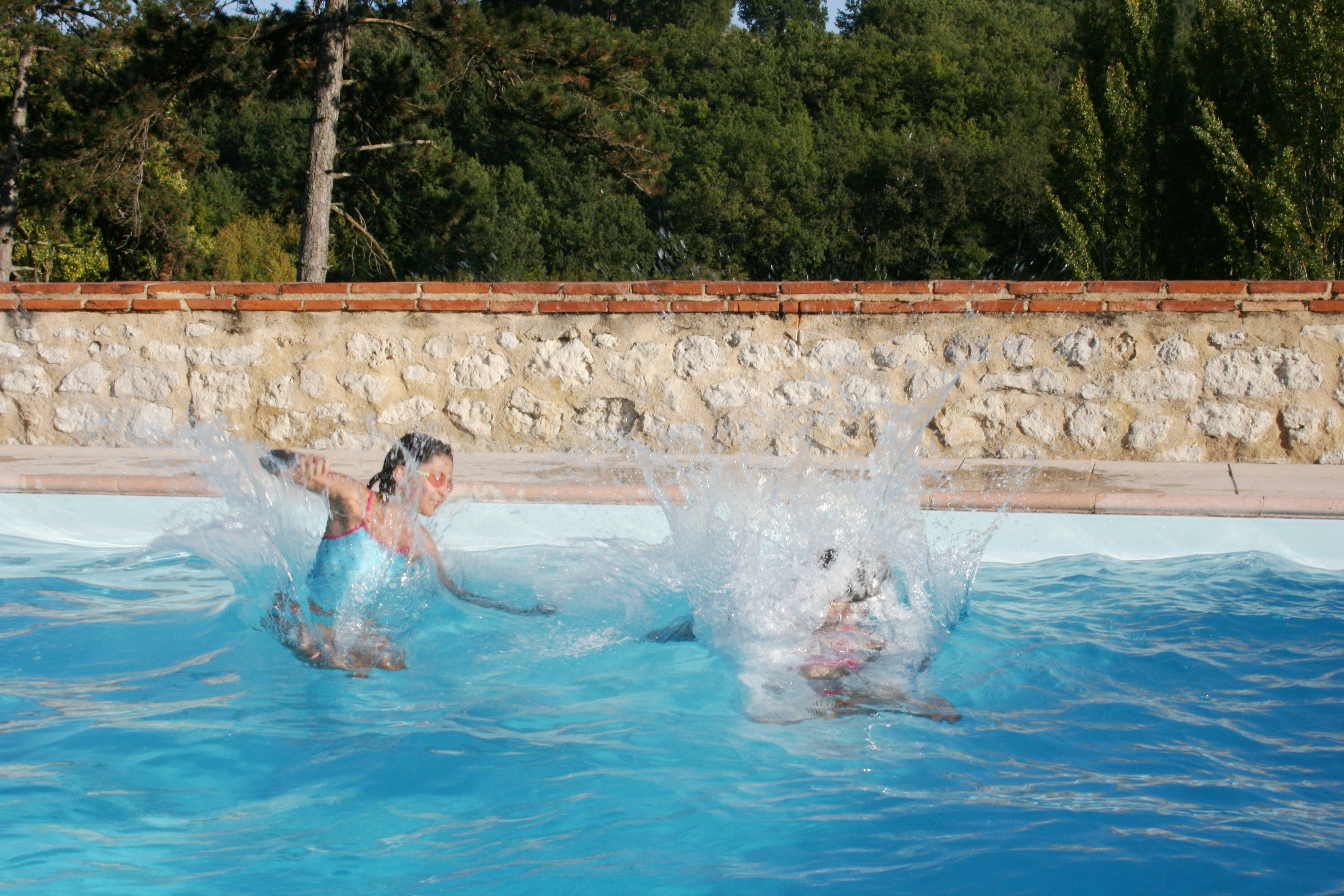 Pool 3rd Oct 11 012. Family Holidays In South West ...