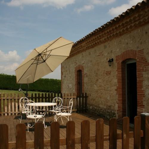 Maison De Soleil Terrasse
