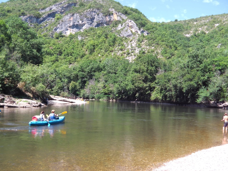 Canoeing website 1